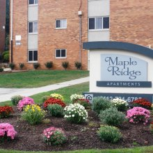 Picture of Maple Ridge in Pittsburgh, Pennsylvania