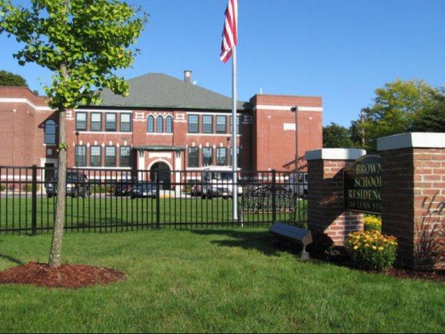 Image of Brown School Residences