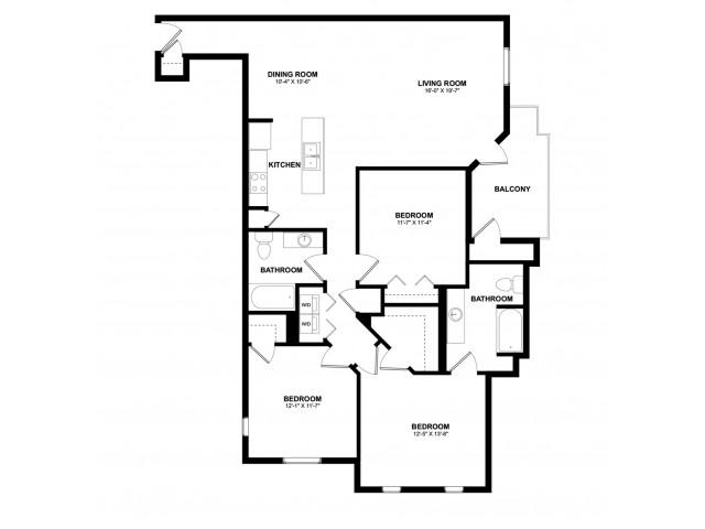 Aspire Pinnacle Peak Apartment Homes 24250 N 23RD AVE PHOENIX AZ – Pinnacle Homes Floor Plans