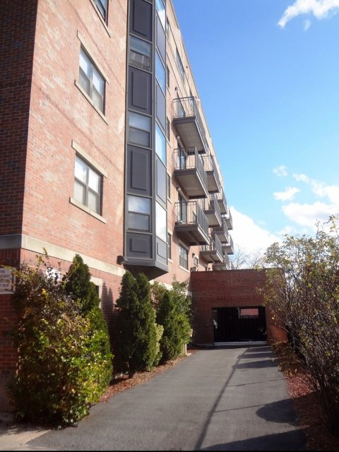 Waterford Place In Boston Massachusetts