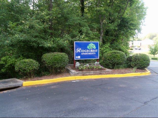 Ridgecrest Apartments Gainesville Ga